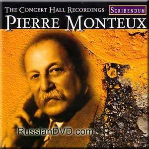 Pierre Monteux   The Concert Hall Recordings Ludwig van