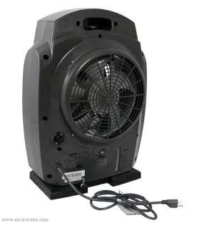 Portable Cooling   Soleus MT1 19 32 HumidiBreeze Portable Misting Fan