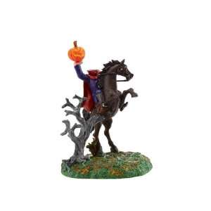 D56 2011, Halloween Village, THE HEADLESS HORSEMAN: Home