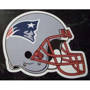 New England Patriots Helmet Logo NFL Car Magnet  Sports