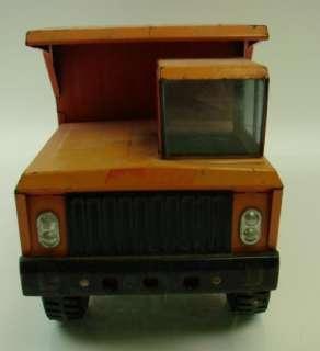 Nylint Hydraulic Dump Truck Pressed Steel Toy Car Dumptruck