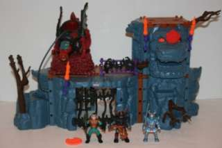 Fisher Price Imaginext Castle Dragons Keeper Dungeon LOT