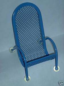 Really Cute Lounge Chair Cell Phone Holder Brand New