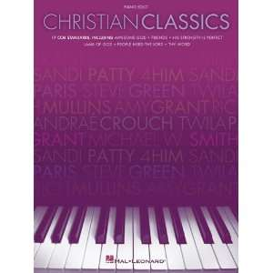 Christian Classics   Piano Solo Songbook Musical