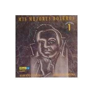 Mis Mejores Boleros Vol.1 ROBERTO LEDESMA Music