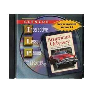 Interactive Lesson Planner, CD Rom (9780078252914) McGraw Hill Books