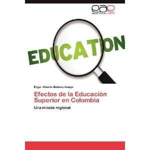 Efectos de la Educación Superior en Colombia Una mirada