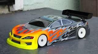 190mm custom painted body TC5 hpi Xray tamiya Xray yokomo ofna traxxas
