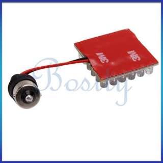 2pcs Super White 1156 36 LED Car Light Panel 12V 2.16W