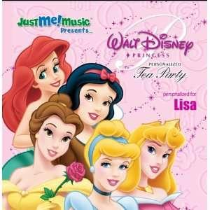 Disney Princess Tea Party Lisa Music