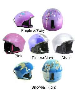 Giro Ricochet Youth Snowboard / Ski Helmet