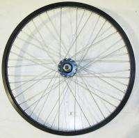 EOE FRONT 24 BMX BICYCLE WHEEL RIM 14MM AXLE BIKE PARTS BKR33