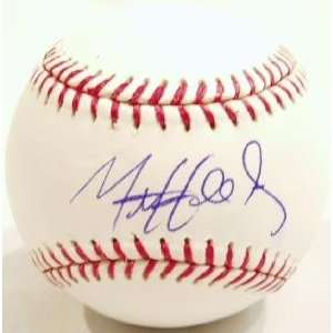 Matt Holliday Signed MLB Baseball