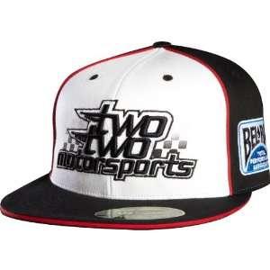 Shift Racing Team Two Two Mens Flexfit Casual Wear Hat/Cap   Black