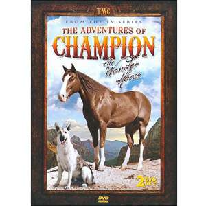 The Adventures Of Champion The Wonder Horse: TV Shows