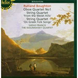 Boughton String Quartets; Oboe Quartet No. 1 Rutland Boughton Music