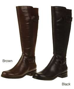 Aerosoles Override Womens Tall Riding Boots