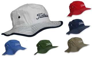 New 2011 Authentic Titleist Bucket Hat Cap