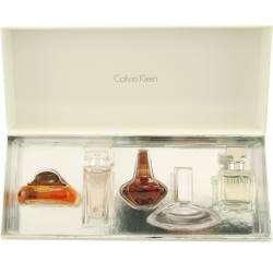 Calvin Klein Calvin Klein Variety Womens Five piece Fragrance Set