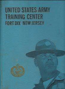 1974 U.S. Army Training Center Fort Dix NJ Yearbook