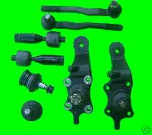 SUSPENSION TOYOTA TACOMA 4WD 95 00 BALL TIE ROD ENDS