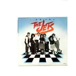 I Do You B/w Cross the Line: The Jets: Music