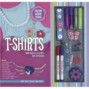 Fashion Design Studio T Shirts (9781592236213) Samantha