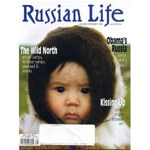 RUSSIAN LIFE (JANUARY/FEBUARY 2009) MAGAZINE: PAUL RICHARDSON: Books