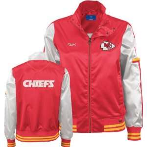 Kansas City Chiefs Womens Red Cheer Jacket