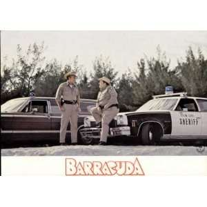 Barracuda Movie Poster (11 x 14 Inches   28cm x 36cm) (1978) Style I