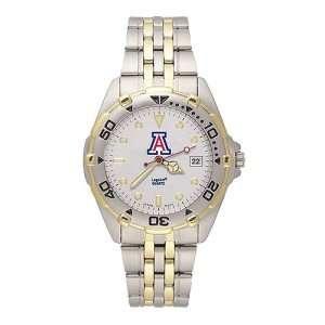 Arizona Wildcats Mens NCAA All Star Watch (Bracelet) Sports