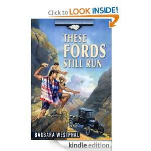 These Fords Still Run: Barbara Westphal:  Kindle Store