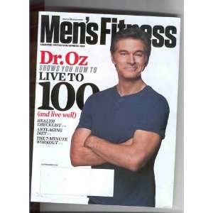 Mens Fitness Magazine September 2011 various Books