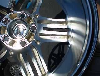 NEW 18 FACTORY DODGE CHARGER MAGNUM 300C 300 OEM CHROME WHEELS SET OF