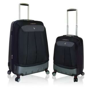 Travelers Club Salzburg Collection 2 Piece Expandable Hybrid Spinner