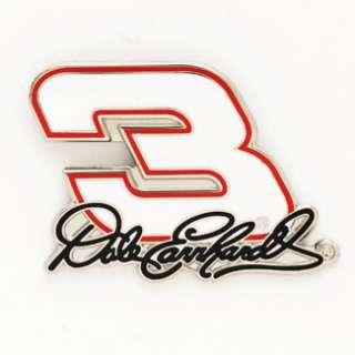 DALE EARNHARDT #3 NASCAR COLLECTIBLE TEAM PIN
