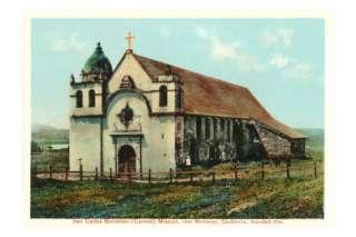 San Carlos Mission, Carmel, California Photo at AllPosters
