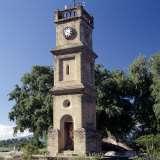Queen Victoria Clock Tower at Mangochi, Important 19th Century Slave