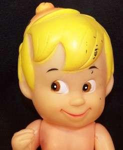 Hanna Barbera Flintstones Bam Bam 1970 Dakin Co. Vinyl 6 Tall