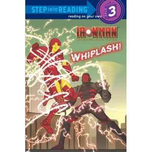Iron Man Armored Adventures Whiplash, Shealy, D. R