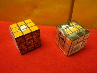 OKLAHOMA STATE COWBOYS PICTURE RUBIKS CUBE LIKE PUZZLE