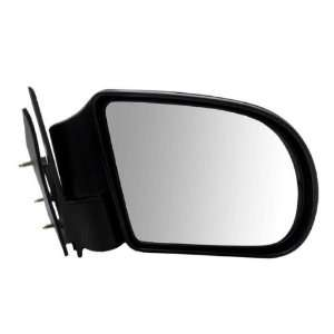 com New Passengers Manual Side View Mirror Assembly Pickup Truck SUV