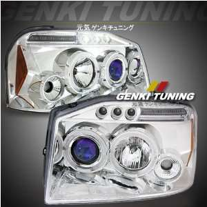 Genki Tuning   2001 2004 (2002 2003) Nissan Frontier JDM Dual Halo LED
