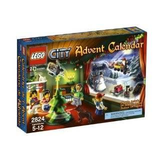 LEGO® City Advent Calendar 2824