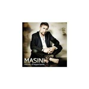 Niente Dimportante: Marco Masini: Music