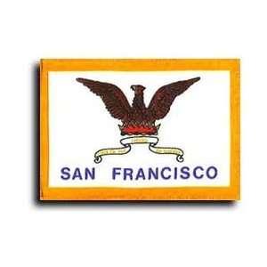 San Francisco US City Flags Patio, Lawn & Garden