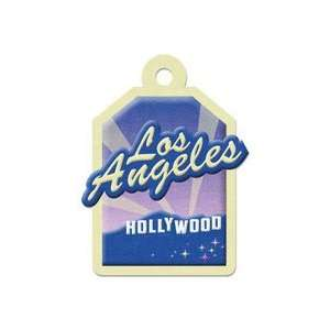 Collection   Embossed Tags   Los Angeles: Arts, Crafts & Sewing