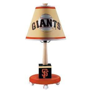 Guidecraft MLB San Francisco Giants Table Lamp