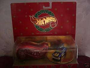 1996  CHRISTMAS HOLIDAY  HOT WHEELS 1957 CHEVY UNOPEN