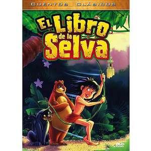 Libro De La Selva (Jungle Book) (1995) (Spanish) (Full Frame) Movies